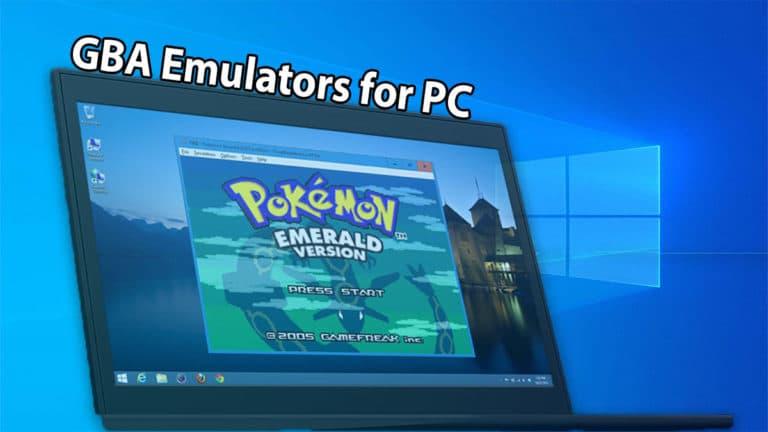 GBa emulator PC