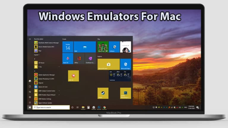 windows emulator mac
