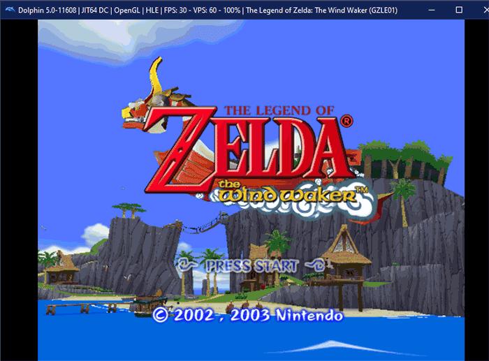 The Legend of Zelda Emulator