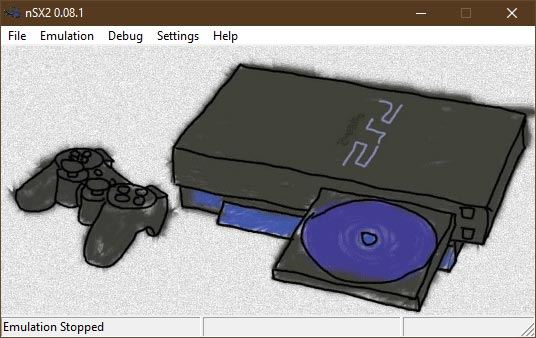 NSx2 Ps2 emulator