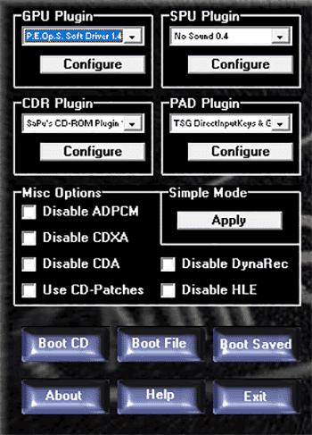 AndriPSX PS1 Emulator