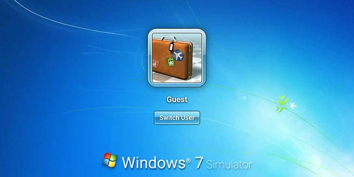 Windows 7 emulator Android