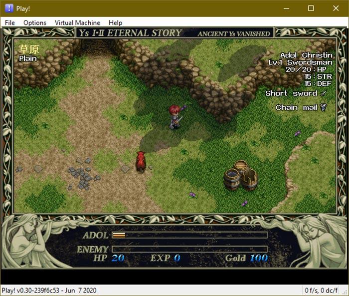 ps2 emulator pc