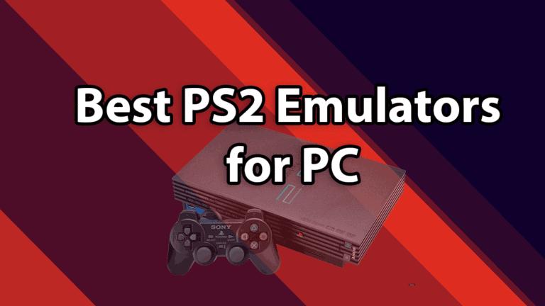 Best PS2 emulator for PC