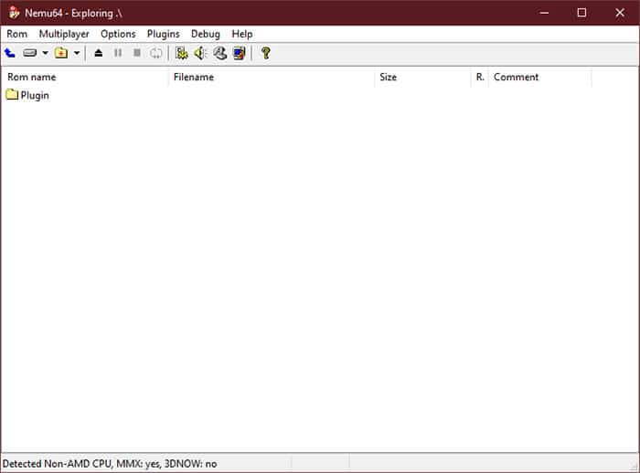Nemu64 Emulator