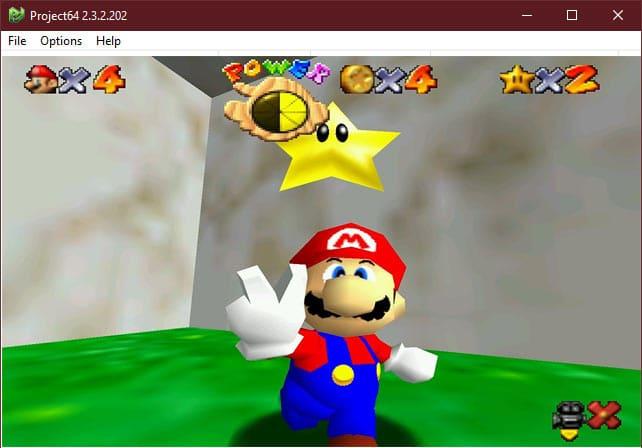 Project64 n64 Emulator