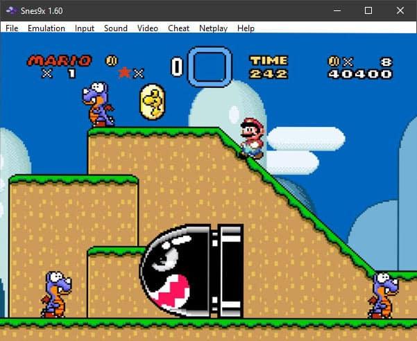 Snes9x SNES Emulator