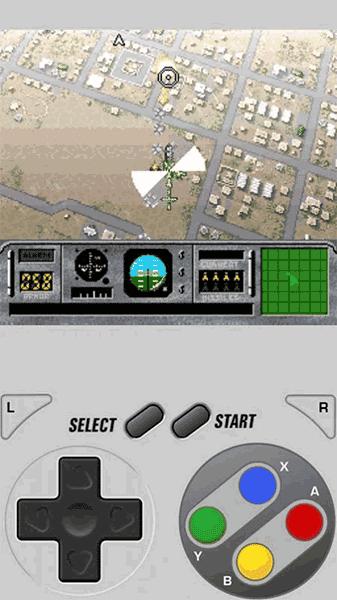 superretro snes emulator
