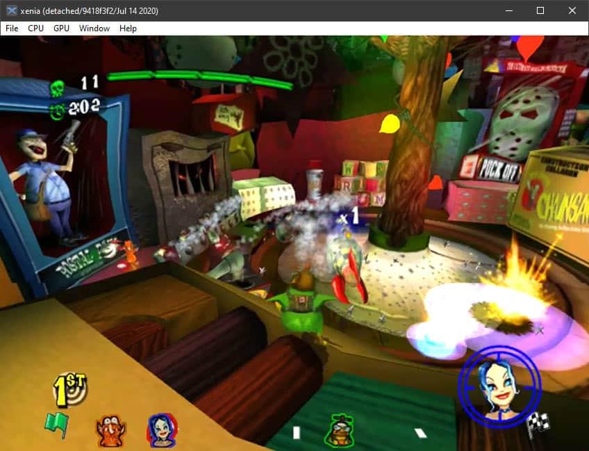 Xenia Xbox360 emulator for PC