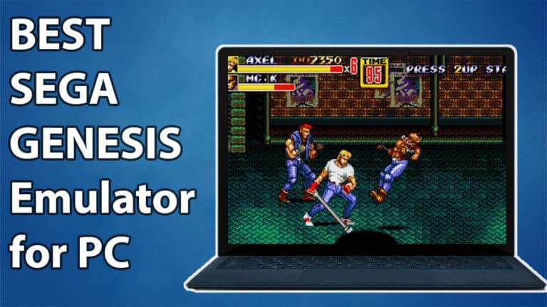 Best Sega Genesis Emulator