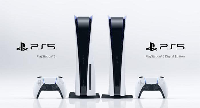 PS5 editions