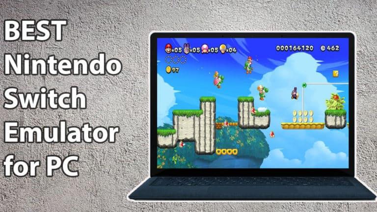 Nintendo Switch Emulator for PC