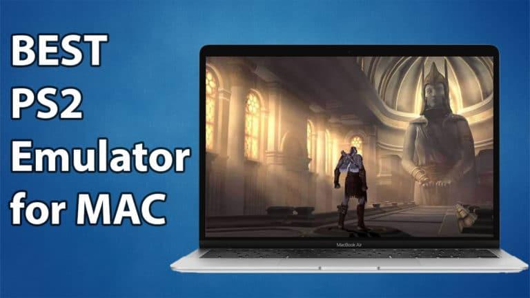 PS2 emulator Mac