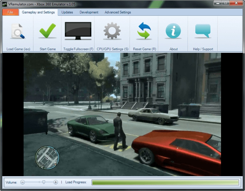 vr xbox emulator