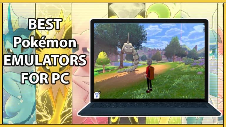 Pokemon Emulator for pc