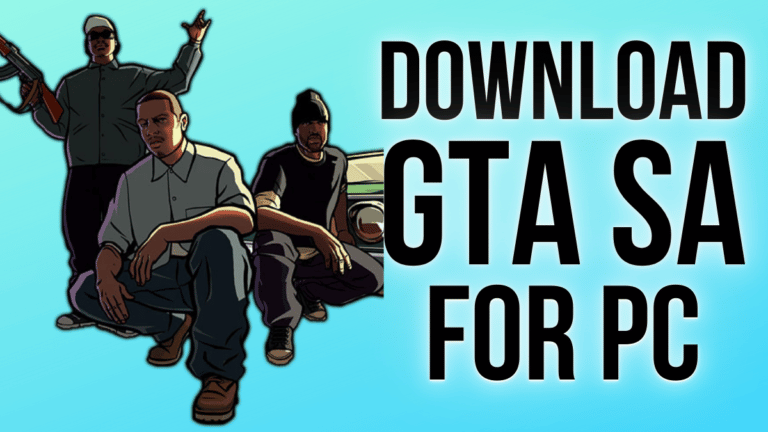 GTA SanAndreas For PC