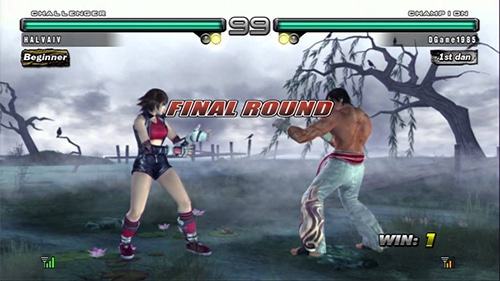 tekken 5 PSP game