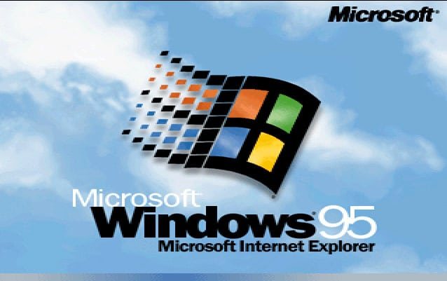 Windows 9 Bootup screen