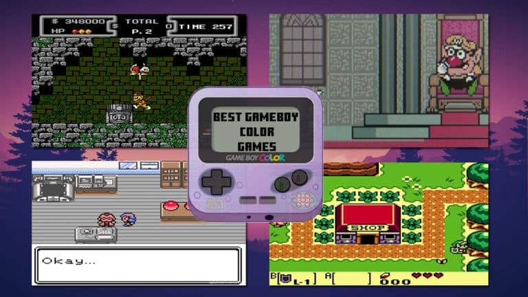 Best Game Boy Color games