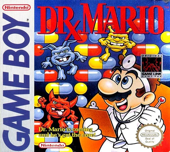 Dr Mario Game Boy Color