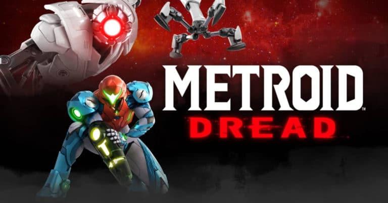 Metroid Dread running 4k