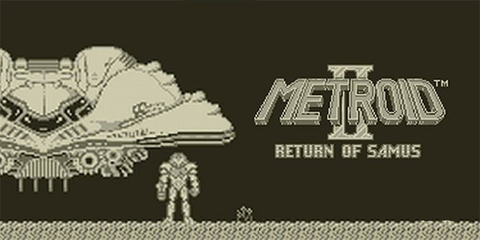 Metroid II for Game Boy Color