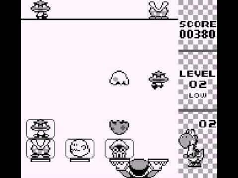 Yoshi Game Boy Color
